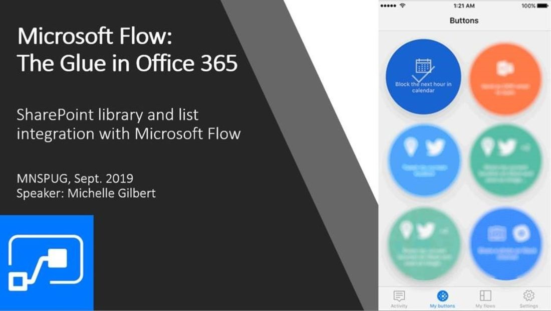 Microsoft Flows Diagram