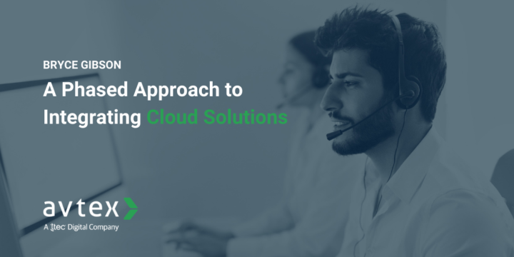 A Phased Approach to Integrating Cloud Solutions