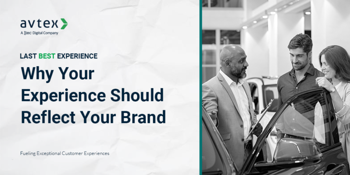 Why Your Experience Should Match Your Brand