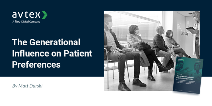Generational Influence on Patient Preferences