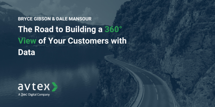 Building a 360 Degree View of Your Customers