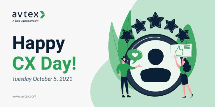 Happy CX Day 2021