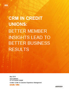 CRM in Credit Unions Better Member Insights Lead to Better Business Results thumbnail