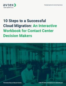 Cloud Migration Workbook