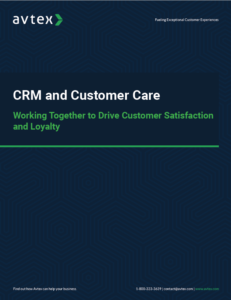 Crm and customer care working together to drive customer satisfaction and loyalty thumbnail