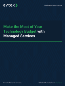 Make the most of your technology budget with managed services thumbnail