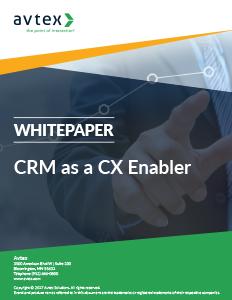 Crm as a cx enabler thumbnail