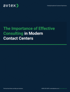 The importance of effective consulting in modern contact centers thumbnail