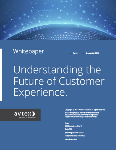 Understanding the future of customer experience thumbnail